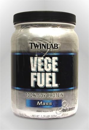 Vege Fuel - prah - TWINLAB