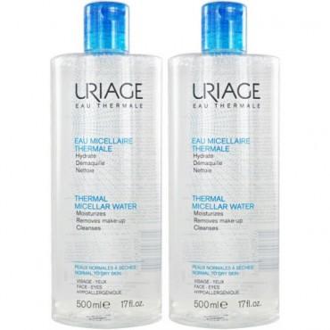 Uriage termalna micelarna voda - normalna i suha koža
