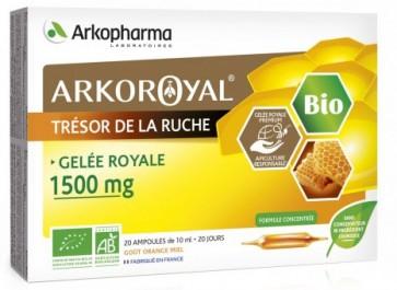 Arkoroyal® BIO Matična mliječ 1500 mg