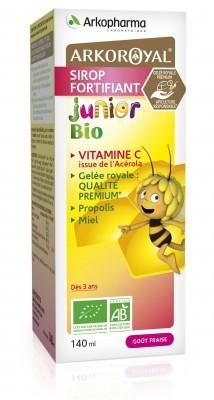 Arkoroyal® BIO Sirup za jačanje organizma djece