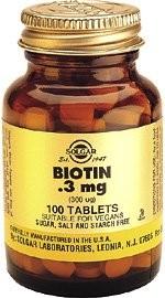 Solgar Biotin