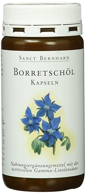 Sanct Bernhard - ulje boražine u kapsulama