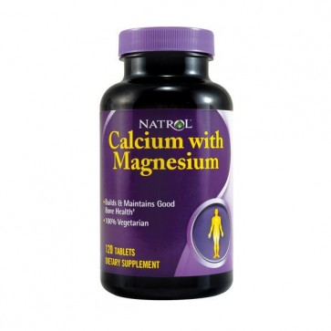Natrol - Calcium with Magnesium (kalcij i magnezij)
