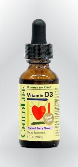 Vitamin D3 - kapi - CHILDLIFE