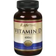 Vitamin D3 - meke kapsule - LIFETIME