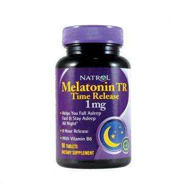 Natrol - Melatonin TR 1 mg
