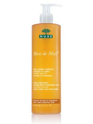 Nuxe Medeni snovi iznimno bogat gel za čišćenje lica i tijela