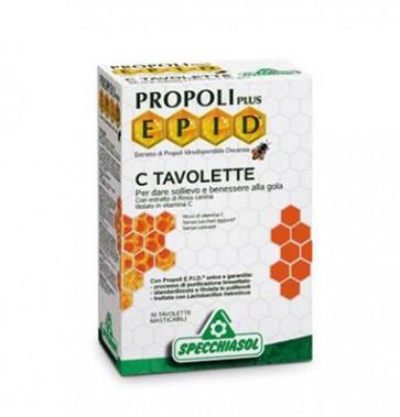 Specchiasol EPID pastile + C Vitamin