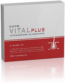 Vital plus active - CAPS Multivitaminski dodatak prehrani