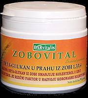 Darvitalis Zobovital u prahu