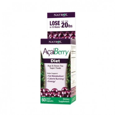 Natrol - Acai Berry Diet