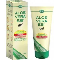 Aloe Vera gel s uljem čajevca i vitaminom E - ESI