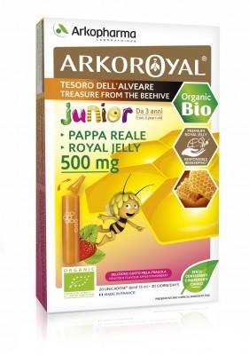 Arkoroyal® Junior BIO Matična mliječ 500 mg