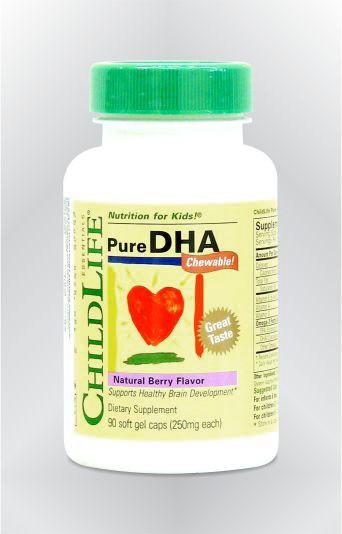 Pure DHA - perle - CHILDLIFE