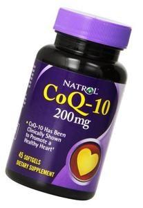 Natrol - CoQ-10 200 mg