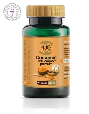 Curcumin C³ Complex® - Hug your life