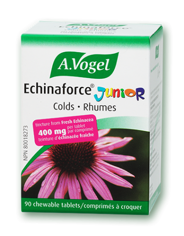 A.Vogel Echinaforce® Junior tablete za žvakanje