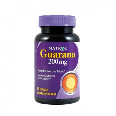 Natrol - Guarana 200 mg