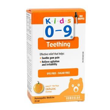 Homeocan Teething kapi za zubiće