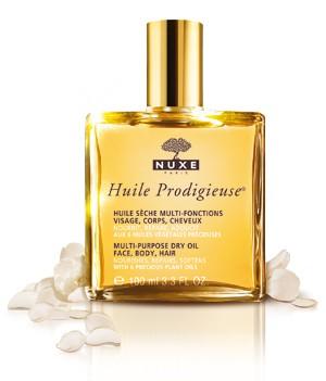 Nuxe Huile Prodigieuse čudesno suho ulje za višenamjensku upotrebu