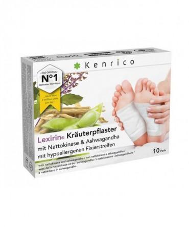 Kenrico Lexirin® biljni flaster s natokinazom i ashwagandom