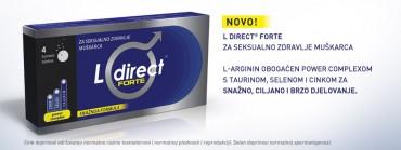 L-direct Forte 1+1 GRATIS