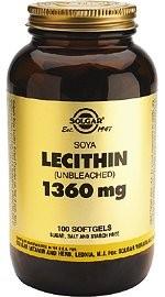 Solgar Lecitin 1360 mg
