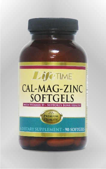 Kalcij magnezij cink Lifetime