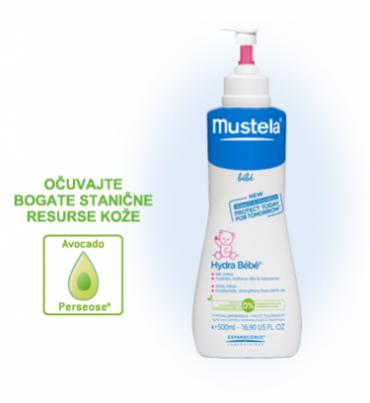 Mustela hidratantno mlijeko za tijelo