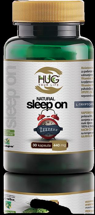 Hug your life - NATURAL SLEEP ON