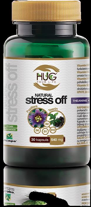 Hug your life - NATURAL STRESS OFF