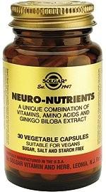 Solgar Neuro Nutrienti