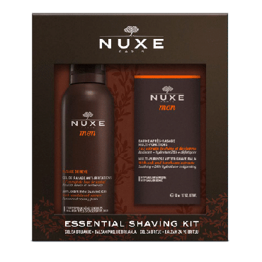 Nuxe - Muški set za brijanje poklon paket