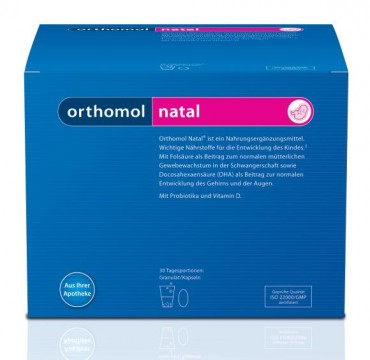 Orthomol junior C plus®