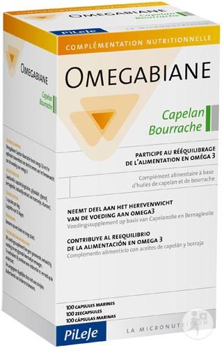 Pileje Omegabiane - ulje kapelana i boražine