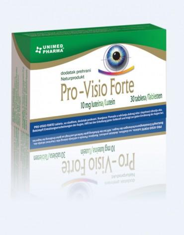 Pro-Visio Forte ® pastile