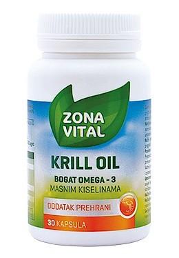 Krill oil - Zona Vital
