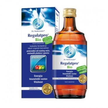 Regulatpro Bio tekući organski koncentrat - dr. Niedermaier