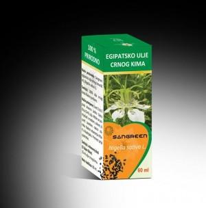 Sangreen ulje egipatskog crnog kima 60 ml