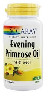 Solaray - Evening Primprose Oil - ulje noćurka
