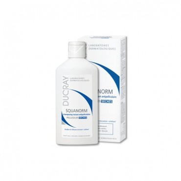 Ducray Squanarom šampon za suhu prhut