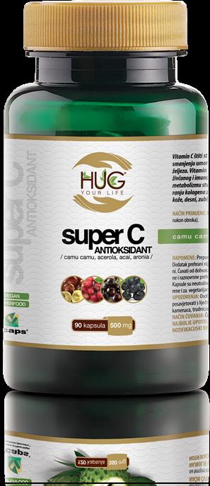 Hug your life SUPER C ANTIOKSIDANT