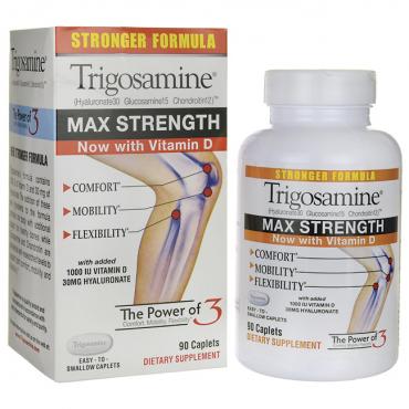 Trigosamine® Max Strength