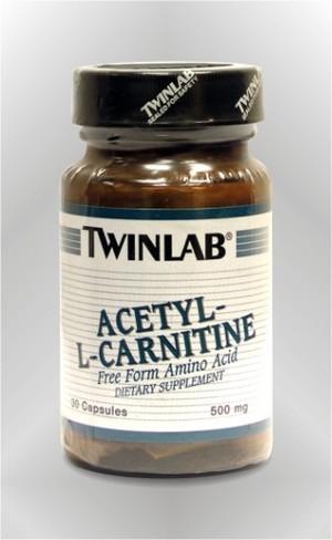 Acetil L-Karnitin - kapsule - TWINLAB