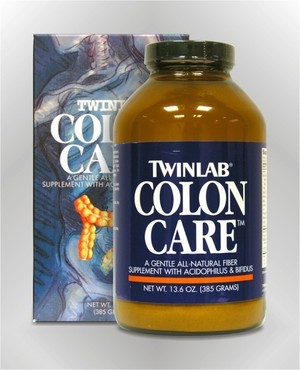 Colon Care - prah - TWINLAB