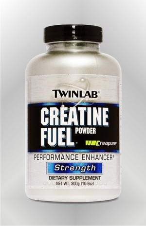 Creatine Fuel - prah - TWINLAB