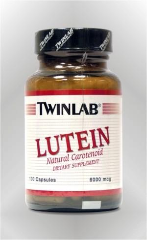 Lutein - kapsule - TWINLAB