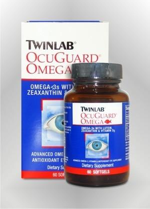 Ocuguard Omega - kapsule - TWINLAB