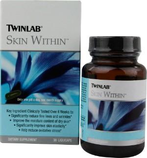 TWINLAB Skin within kapsule