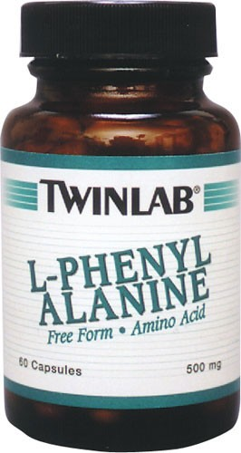 Twinlab L-phenyl alanine